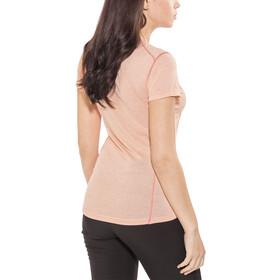 Haglöfs L.I.M Strive - Camiseta manga corta Mujer - naranja